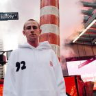 Brandon Westgate Hits New York For Element's Keith Haring Collaboration