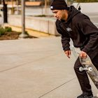 Chaz Ortiz off Zoo York, Which No Longer Has a Skate Team