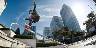 Red Bull Shines a Light on Gou Miyagi's Unique Skateboarding