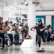 Mark Gonzales Recreates 1998 Performance From the Städtisches Museum Abteiberg