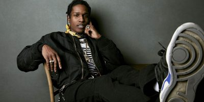 "A$AP Rocky Covers Otis Redding's ""(Sittin' On) the Dock of the Bay"""