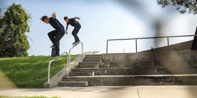 DC Shoes Introduces the Lynnfield Velcro by Chase Webb