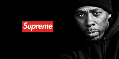 UPDATE: Supreme Announces Collaboration with GZA From Wu-Tang Clan