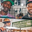"Stevie Williams Links Up With Bun B for ""Saved by Skateboarding"" Event"