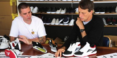 Lakai Introduces Tony Hawk's Signature Shoe With an Epic Commercial