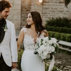 Torey Pudwill & Bago Tie the Knot at Greystone Mansion in Los Angeles