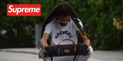 Addis Pablo Shows Off Supreme's Melodica in New Commercial