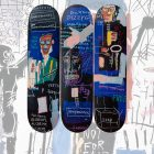 MoMA Design Store Releases New Series of Basquiat Decks