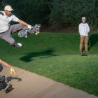 Eric Koston & Sean Malto Show Off Putting Skills in New Nike Golf Campaign