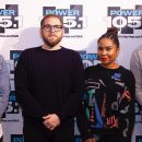 Jonah Hill Sits Down for an Interview With Power 105.1's the Breakfast Club