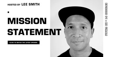 Lee Smith Introduces Mission Statement Podcast With RB Umali Interview