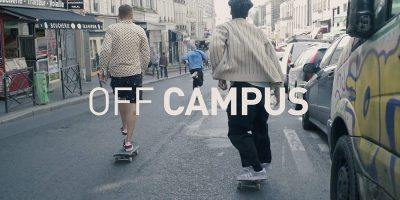 "adidas Releases New Marc Johnson Footage in ""Off Campus"""