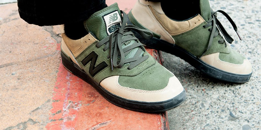 separation shoes 518c7 fbc89 UPDATE: 8FIVE2 Pays Homage to Airwalk's Enigma With NB ...
