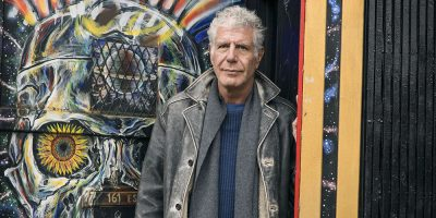 Anthony Bourdain Explores the Lower East Side in 'Parts Unknown'