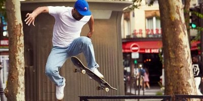 "Nike SB Hits Paris With a Heavy Crew in ""Double Technical"""