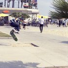 Spanky Hits Venice Beach to Recreate an Iconic Natas Photo for Monster Children