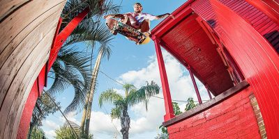 Krooked Heads to New Orleans With Brian Anderson for Humidity Collab