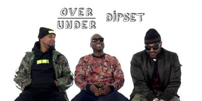 """Dipest Rates Squashing Beef, Plant Diets, & More on """"Over/Under"""""""