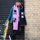 Meet Lena Salmi, a 65-Year-Old Skater & Graffiti Artist From Helsinki