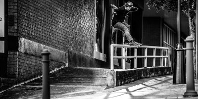 Rob Pace Delivers Hammers in New Slam Magazine Part