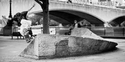 Adam Todhunter Unveils His Ode to Southbank With 'Vortex'