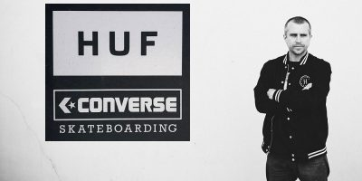 Keith Hufnagel Teases HUF x Converse Collaboration