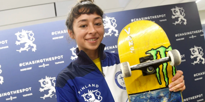 UPDATE: Lizzie Armanto to Compete on Finland's Olympic Team