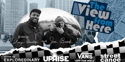 Follow Ray Barbee & Joe Brook During Their Photography Trip to Chicago
