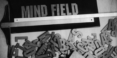 In Honor of 'Mind Field's' 10th Anniversary, Greg Hunt Revisits His 16mm Film