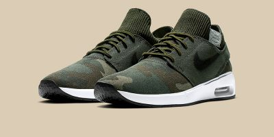 Here's a First Look at Nike SB's Janoski Max 2