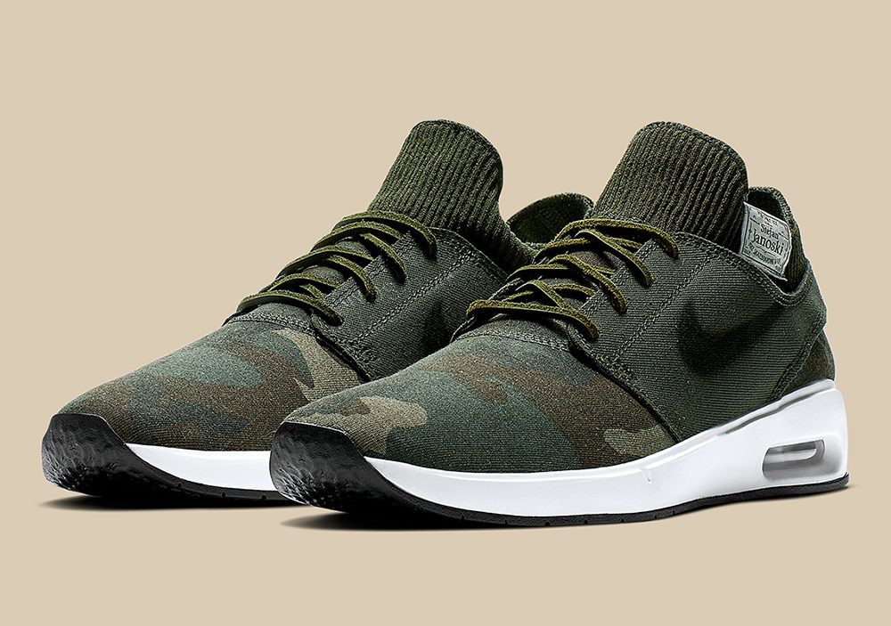 promo code 0bf27 beee7 Nike SB continues to roll out updates of Stefan Janoski s pro shoe as it  celebrates its decade anniversary. The latest comes in the form of the Janoski  Max ...