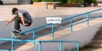 UPDATE: Will Levi's Take a Deeper Dive Into Skateboarding in 2019?