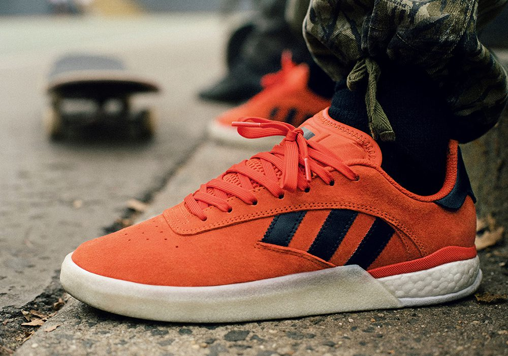 b58284de5be6 Tyshawn Jones Introduces His New adidas 3ST.004 ⋆ SKATE NEWSWIRE