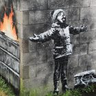 How Banksy Is Helping to Revitalize One of the UK's Most Polluted Towns