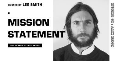 Lee Smith Delves Into Alex Olson's World in Mission Statement Episode 09