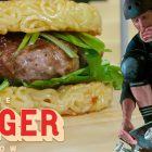 Tony Hawk Appears on First We Feast's The Burger Show