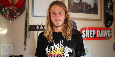 Riley Hawk Spills the Beans on His Oceanside Coffee Shop