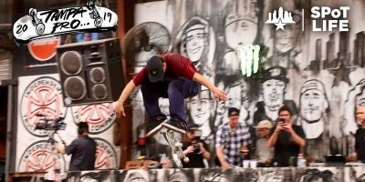 Here's Everything That Went Down in Tampa Pro's Best Trick Contest