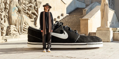 How Stefan Janoski Had to Fight to Get His Nike SB Shoe Made