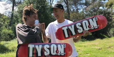 Andrew Reynolds Welcomes Tyson Peterson to the Baker Team