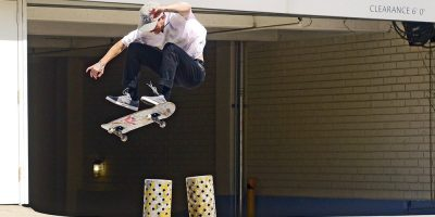 Dane Vaughn Comes Through With a Solid New Clip for DGK