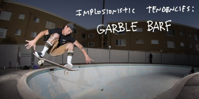 UPDATE: Antihero Drops 'Implosionistic Tendencies: Garble Barf'