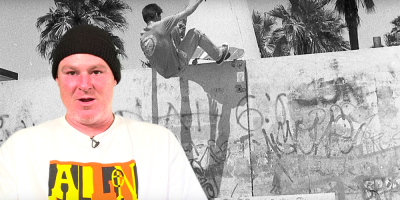 Jeff Grosso Delivers a Heartfelt Loveletter to Venice Beach