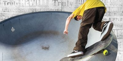 Volcom Introduces Peter Hewitt as Its Latest Team Addition