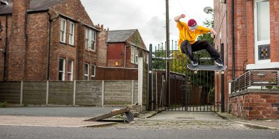 Free Skate Mag Shares Dom Henry's Part in 'Cottonopolis'