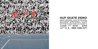 Here's a Quick Recap of Last Weekend's HUF 12th & A Demo