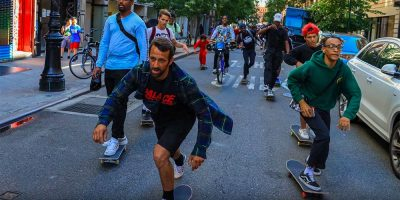 Here's the Official Recap of adidas' Go Skateboard Day Event in New York