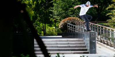 "Watch the Raw Footage From Carlos Ribeiro's ""All for Your"" Part"