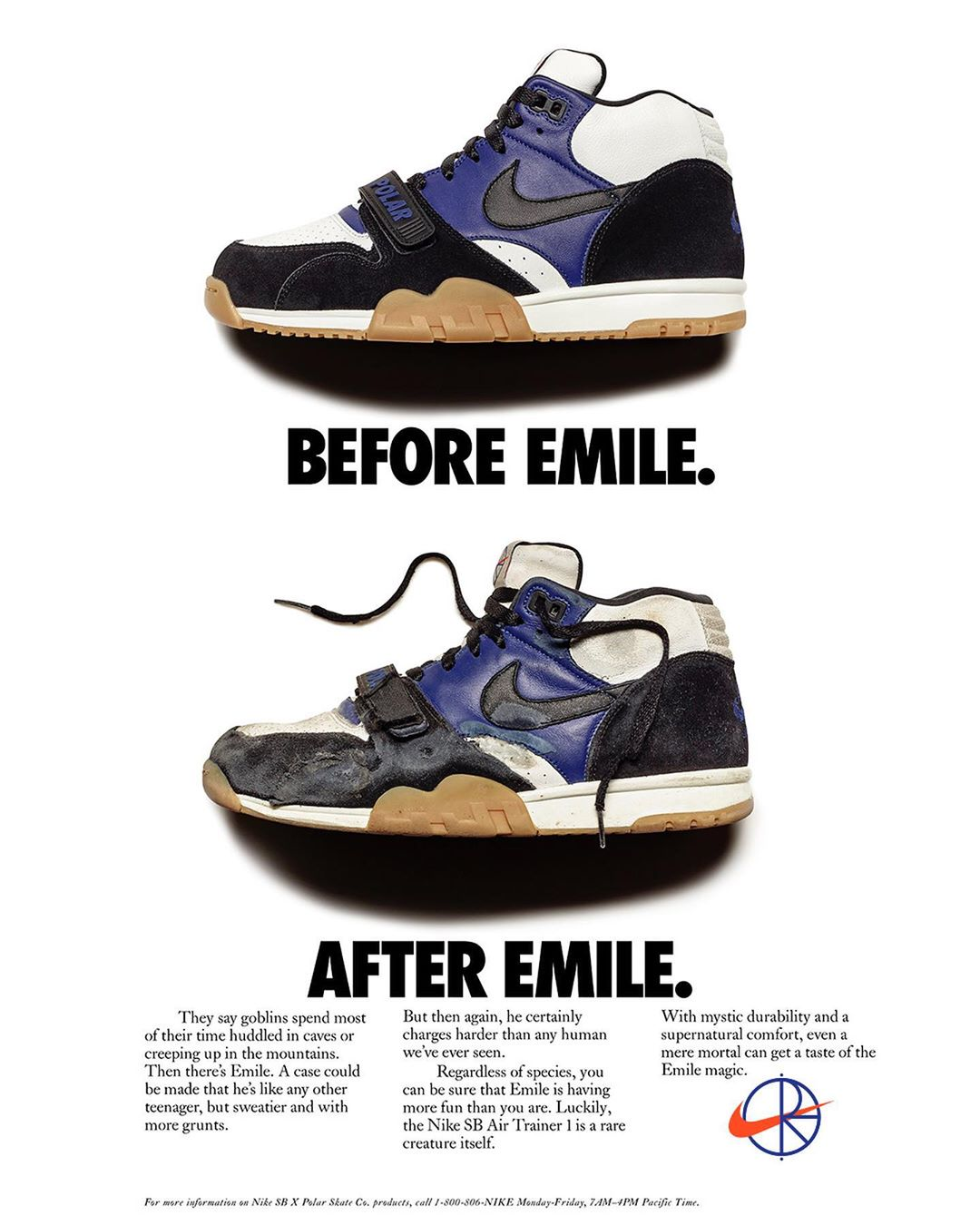 View Early Nike Ads Pics