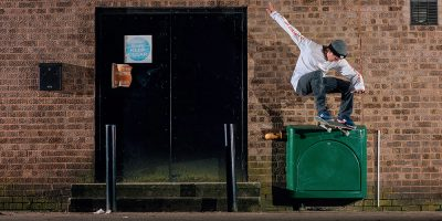 UK Legend Mark Baines Drops a New Part for Lost Art